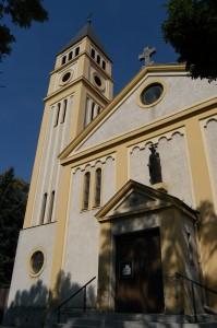Jézus Szíve római katolikus templom