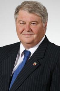 Szirbik Imre polgármester
