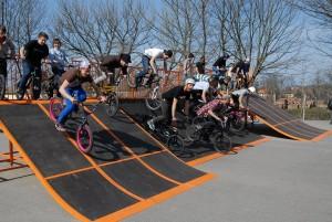 BMX pálya – Skate Park