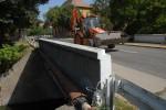Kurca-híd felújítás és bővítés