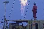 Lefúvatás a gázvezetéken